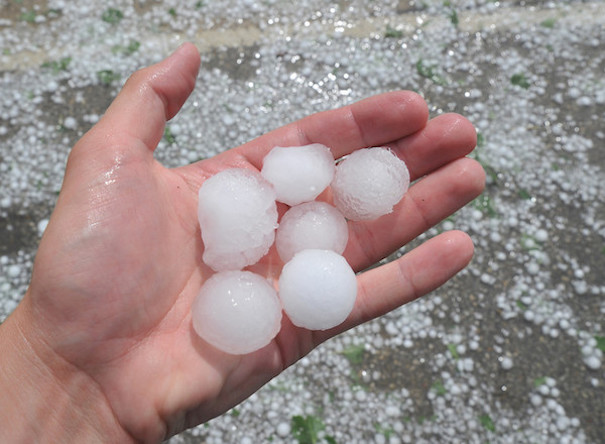 10 Ways to Know if You Need to Call Your Insurance Company After a Hail Storm